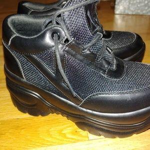 YRU platform sneakers